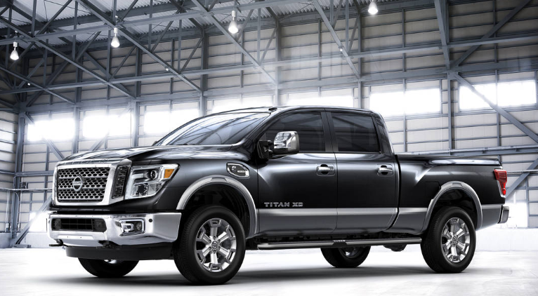 63 The 2020 Nissan Titan Ratings