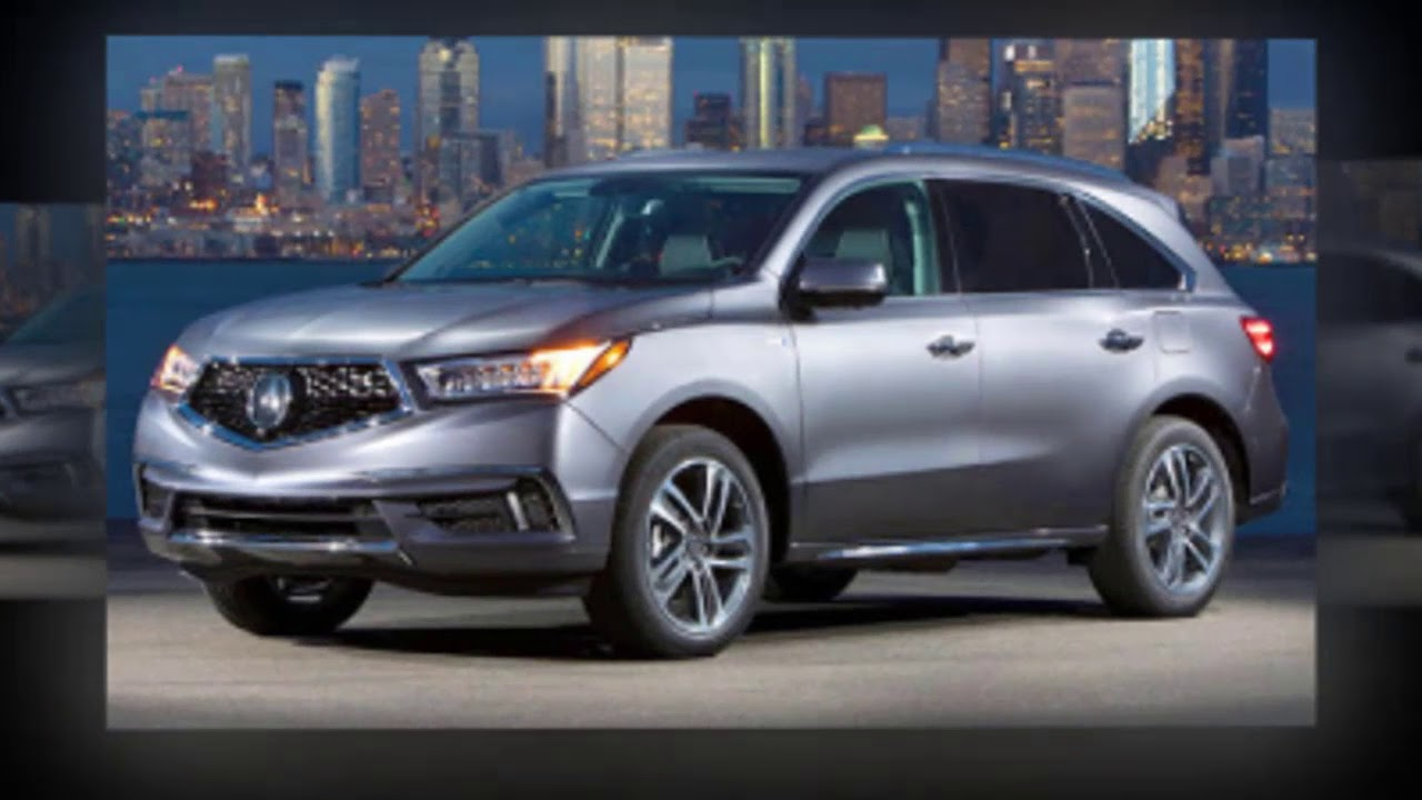 63 The Best 2020 Acura MDX Hybrid Spy Shoot
