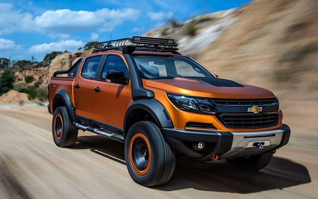 63 The Best 2020 Chevy Colorado Redesign and Review