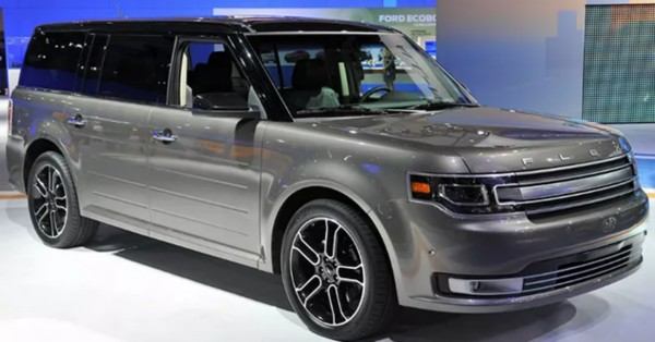 63 The Best 2020 Ford Flex Release Date and Concept