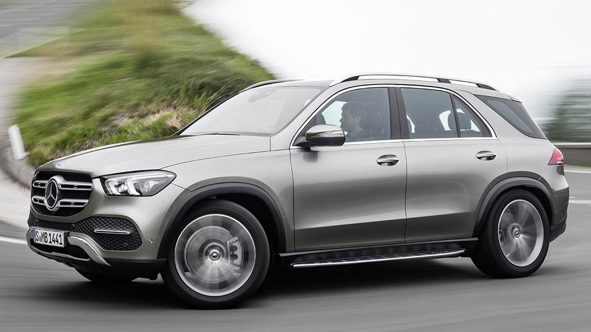 63 The Best 2020 Mercedes GLE Redesign and Review