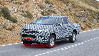 63 The Best 2020 Toyota Hilux Spy Shots Concept and Review