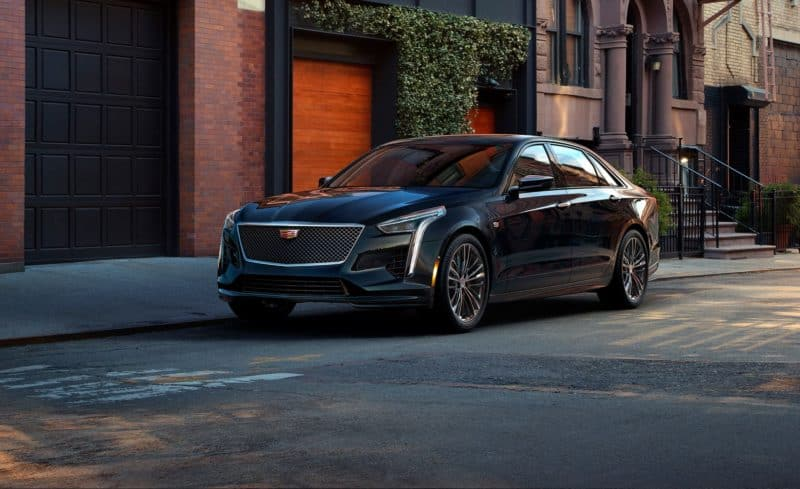 64 A 2020 Cadillac XTS Spesification