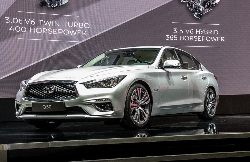 64 A 2020 Infiniti Q50 Specs and Review