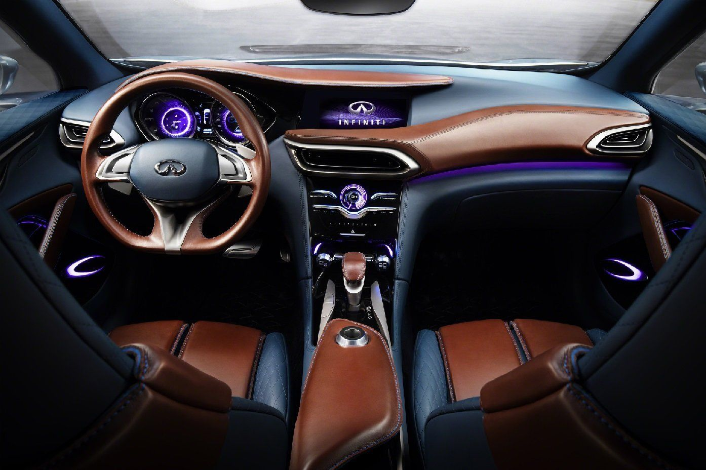 64 A 2020 Infiniti QX70 Research New
