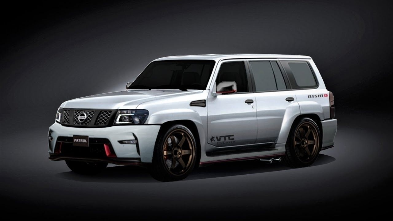 64 A 2020 Nissan Patrol Release Date and Concept