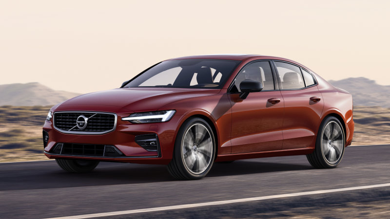 64 A 2020 Volvo S60 R Pictures
