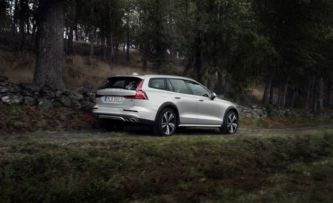 64 A 2020 Volvo V60 Cross Country Price Design and Review