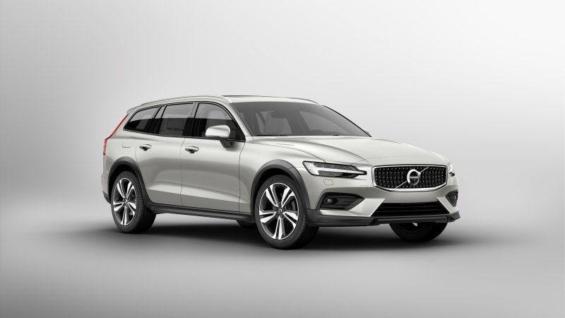 64 All New 2019 Volvo V60 Cross Country New Review
