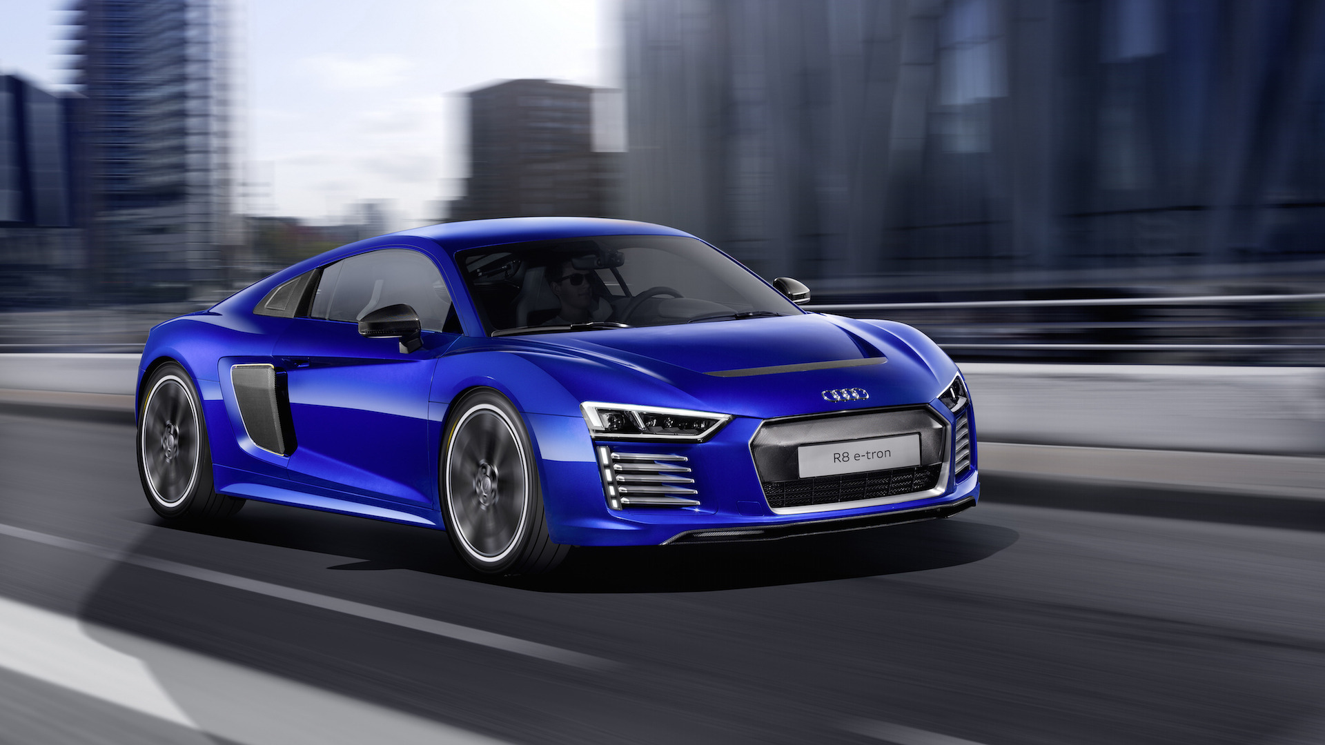 64 All New 2020 Audi R8 E Tron Redesign and Concept