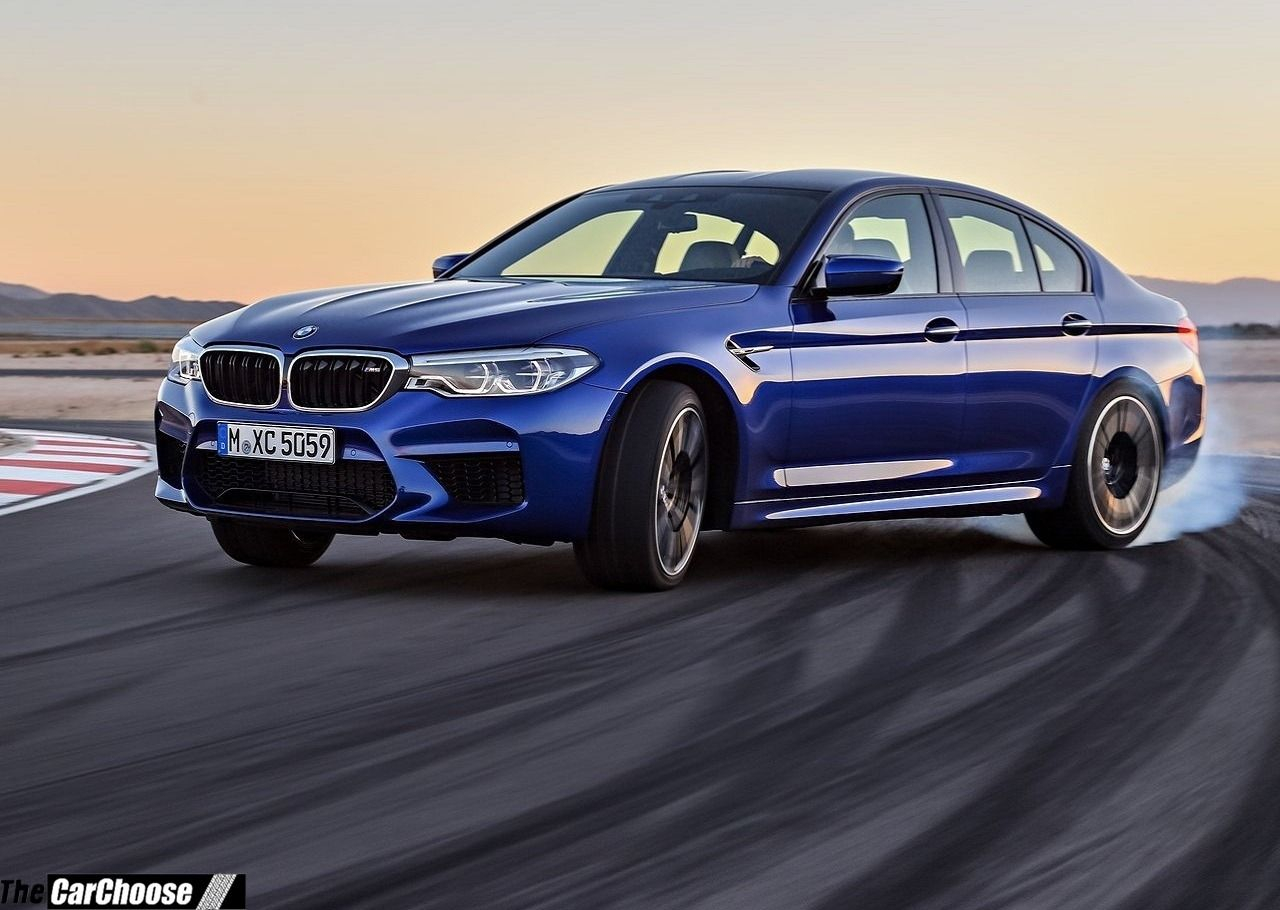 64 All New 2020 BMW M5 Get New Engine System History