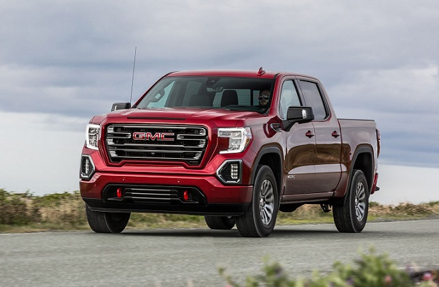 64 All New 2020 GMC Sierra 1500 Style