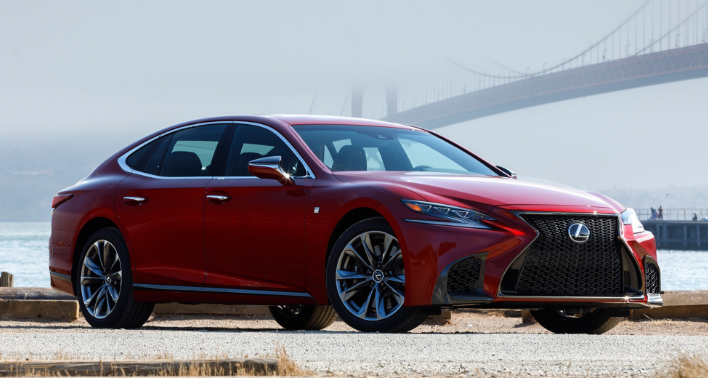 64 All New 2020 Lexus IS350 Ratings