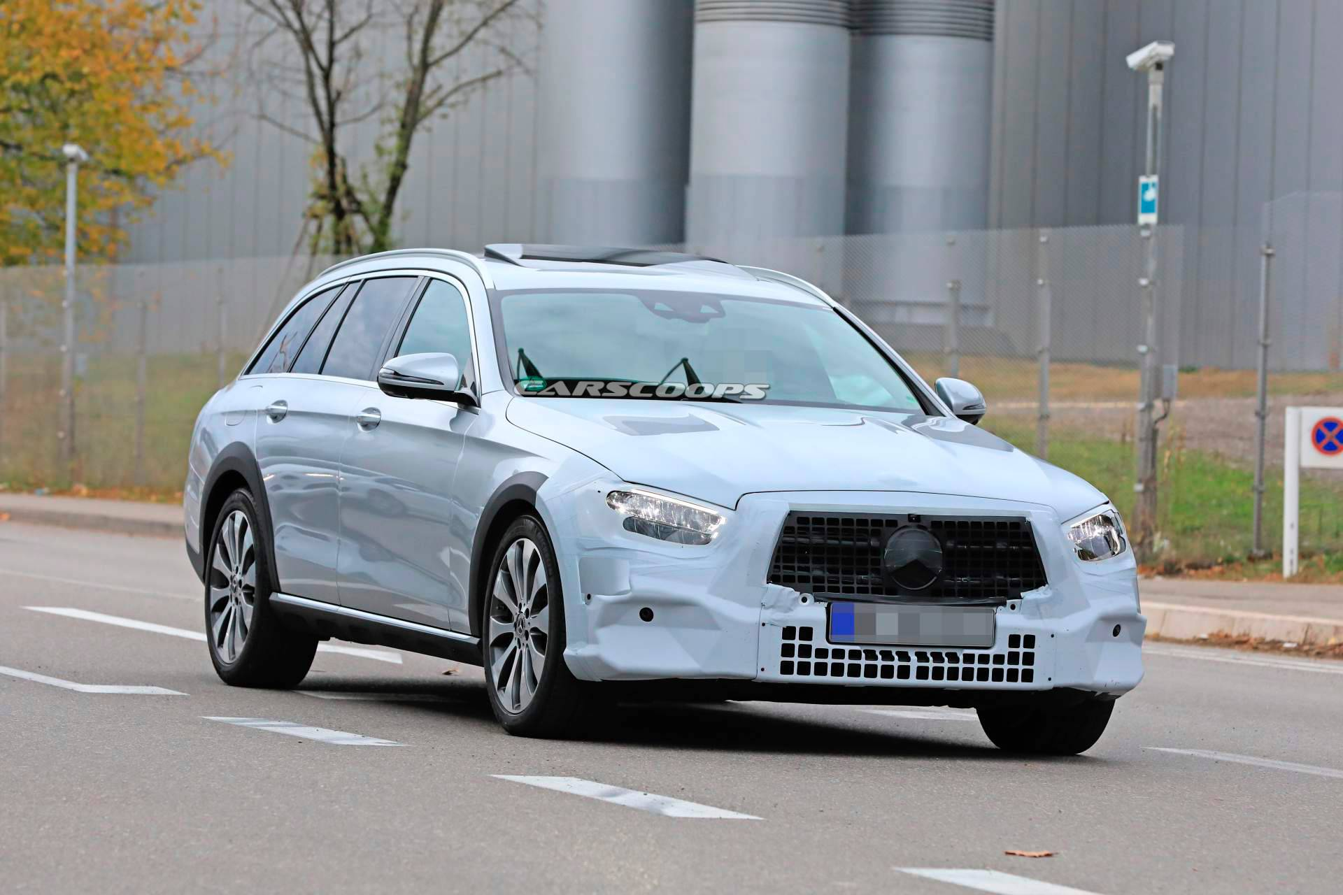 64 All New 2020 The Spy Shots Mercedes E Class Rumors