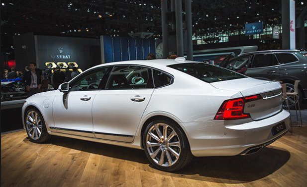 64 All New 2020 Volvo V90 Specification New Review