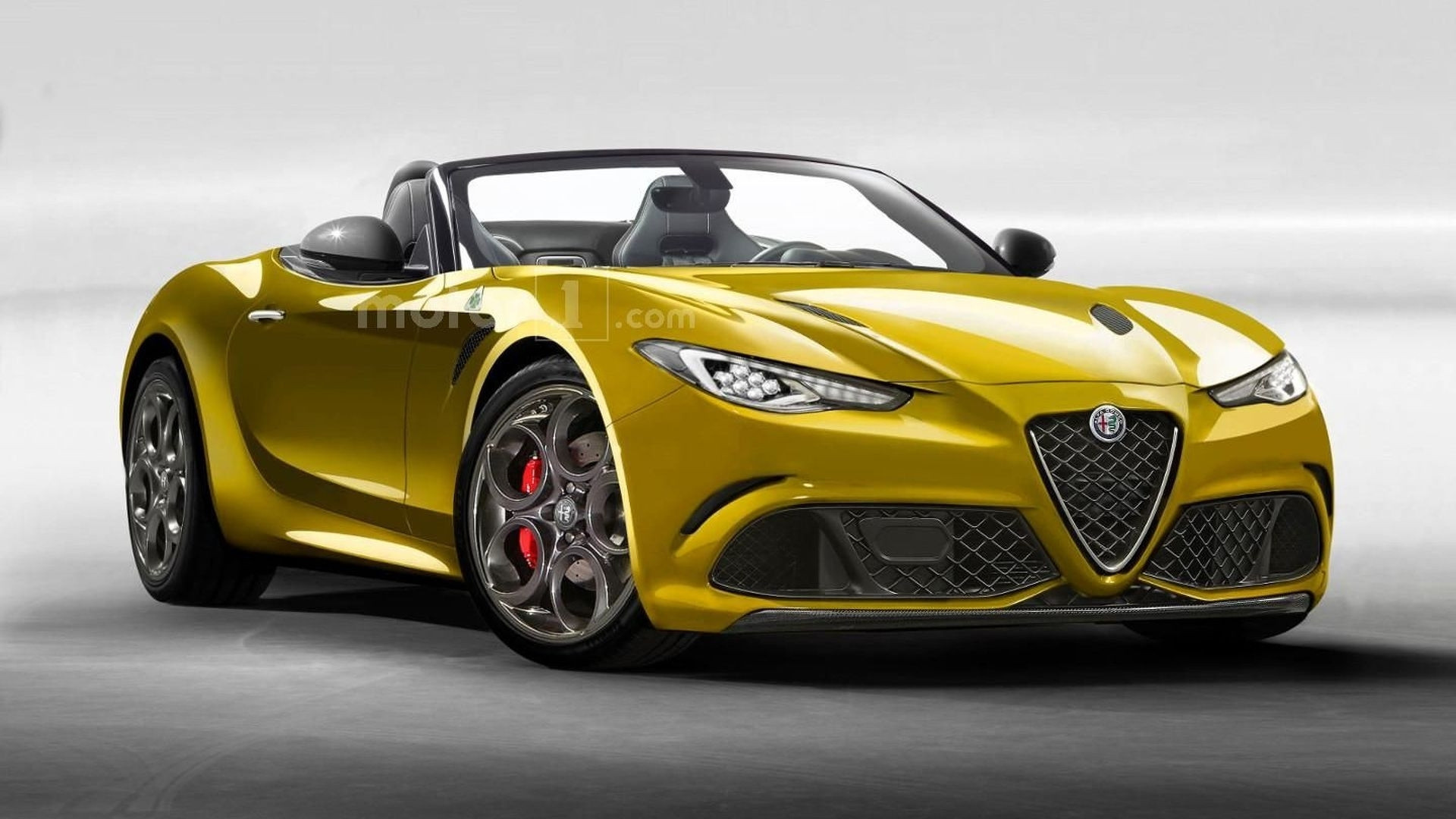 64 Best 2019 Alfa Romeo Duetto Wallpaper