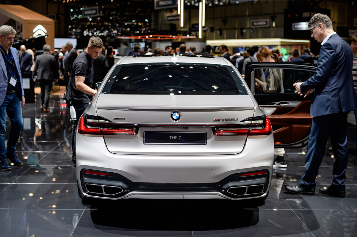 64 Best 2020 BMW 7 Series Model