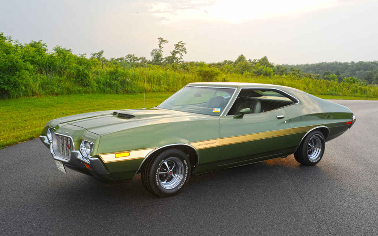 64 New 2020 Ford Torino Gt Picture