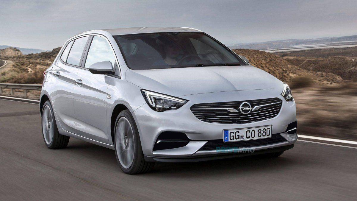 64 New 2020 Opel Corsa New Model and Performance
