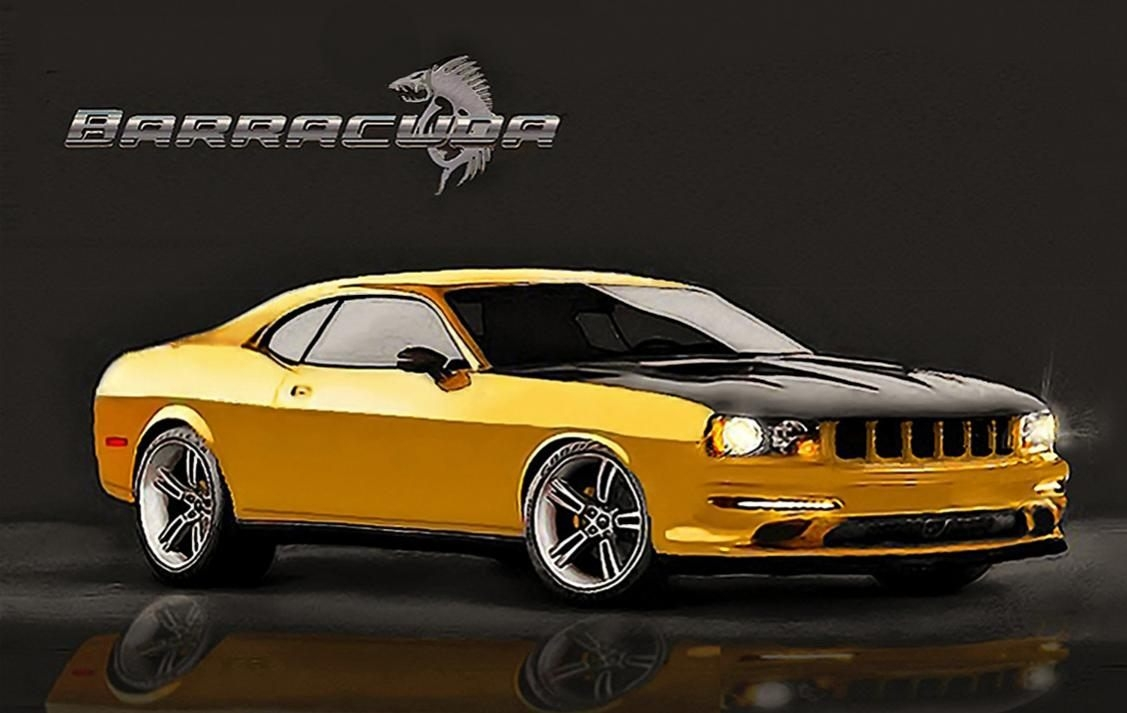 64 New 2020 Plymouth Barracuda Redesign and Concept