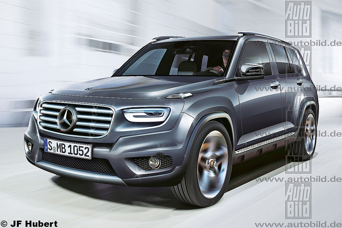 64 The 2019 Mercedes Ml Class New Review