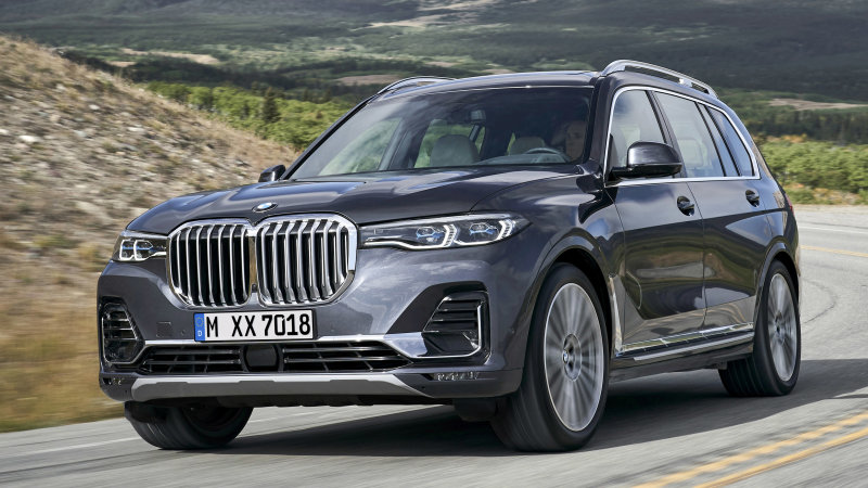 64 The 2020 BMW X7 Suv Reviews