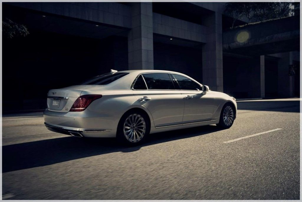 64 The 2020 Hyundai Equus Ultimate Model