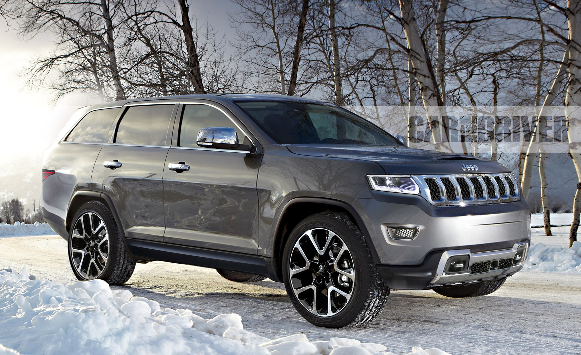 64 The 2020 Jeep Grand Cherokee Diesel Redesign
