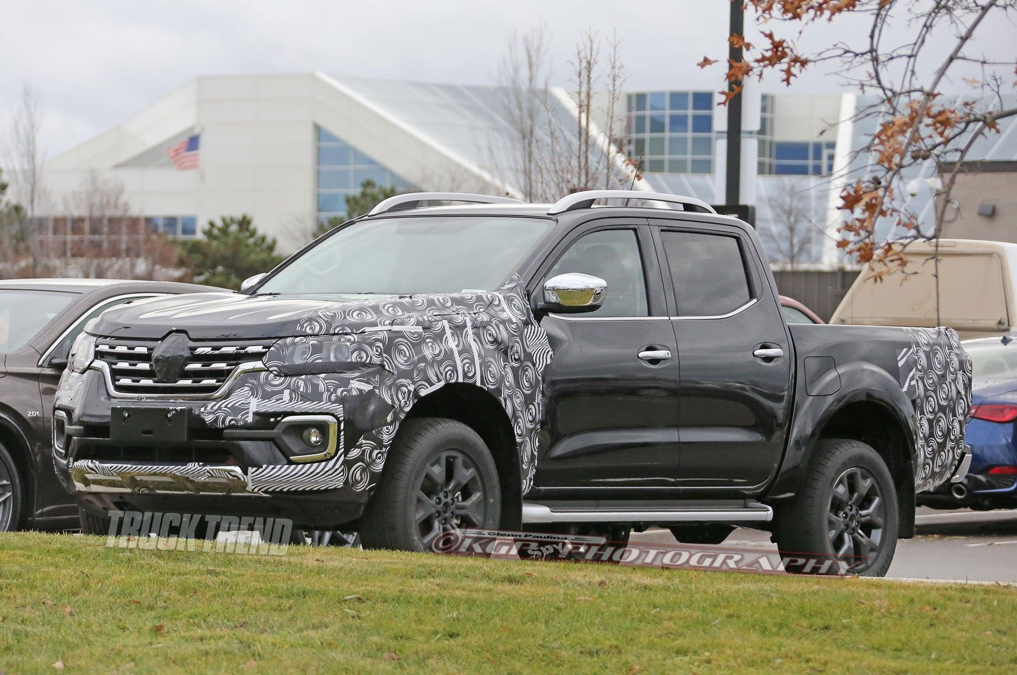 64 The 2020 Nissan Frontier Rumors