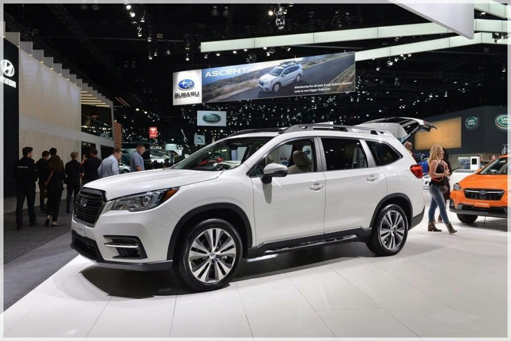 64 The 2020 Subaru Tribeca Model