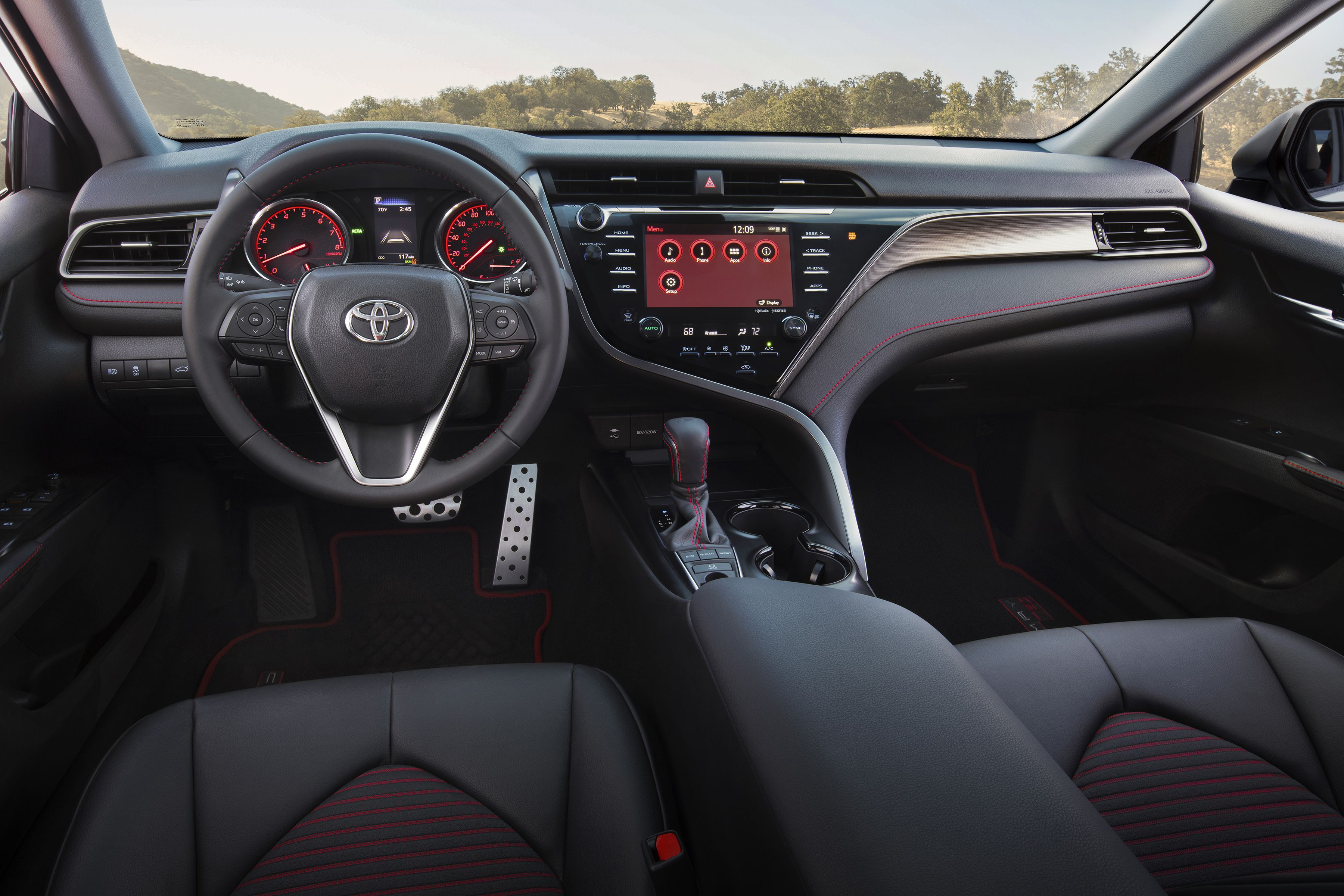 64 The 2020 Toyota Camry Style