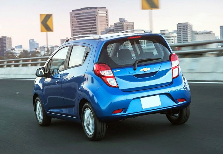 64 The Best 2020 Chevrolet Spark Picture