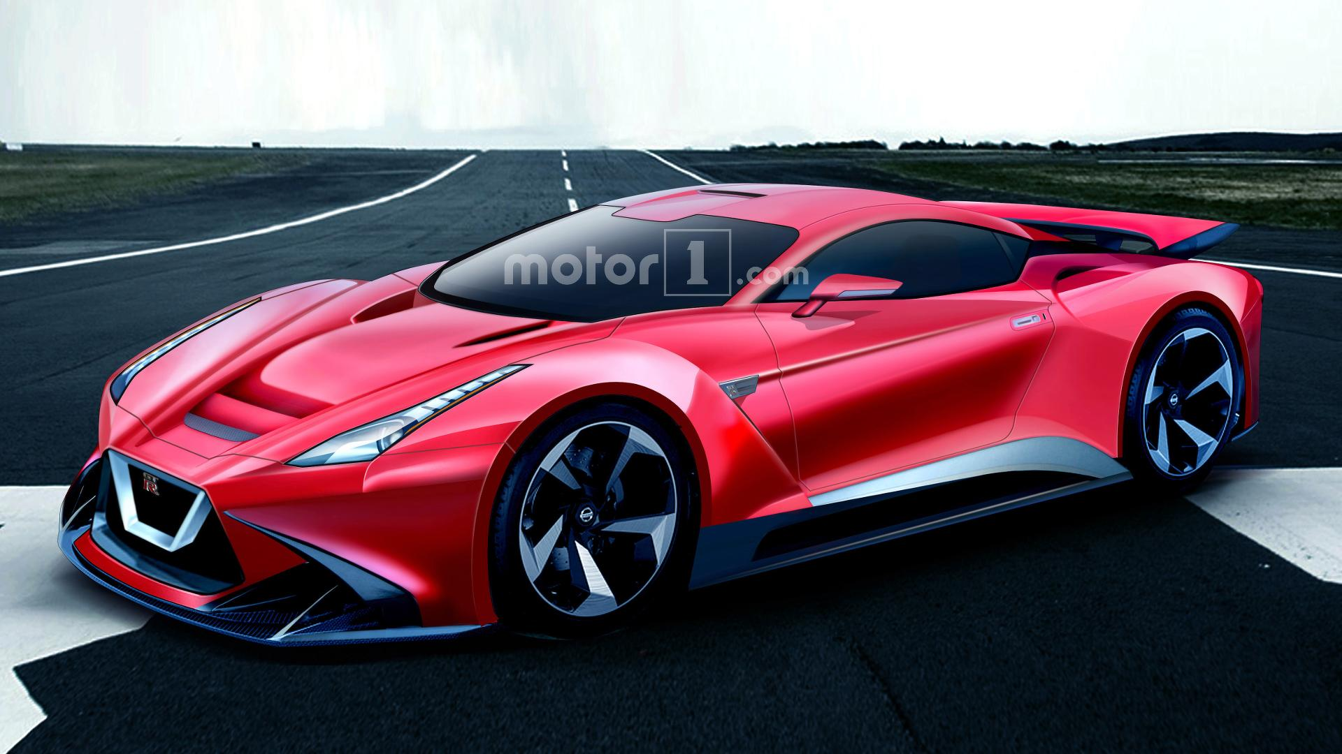 64 The Best 2020 Nissan Gt R Nismo Release Date and Concept