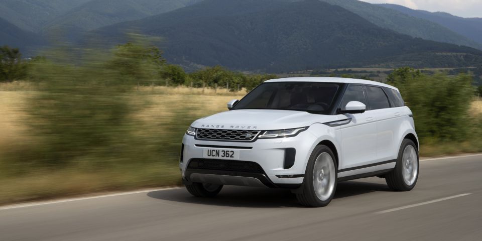64 The Best 2020 Range Rover Evoque Reviews