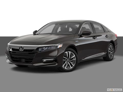 65 A 2019 Honda Accord Sedan Configurations