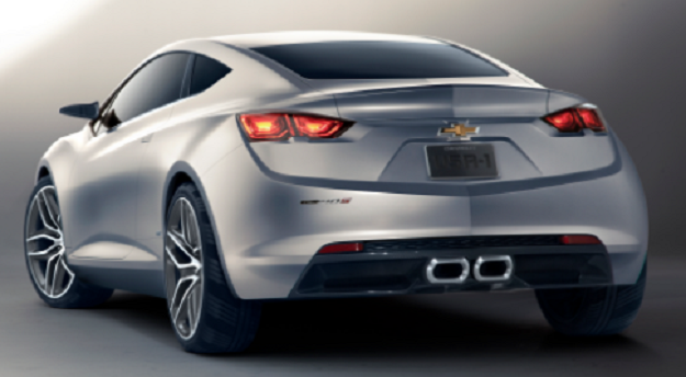 65 A 2020 Chevy Volt Exterior and Interior