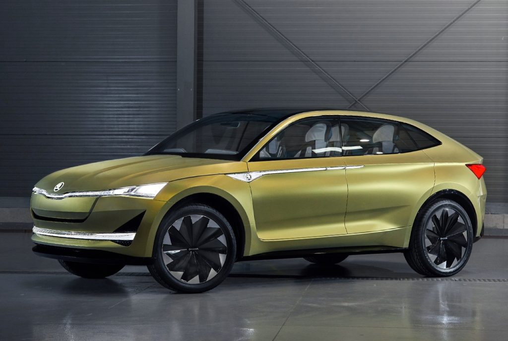 65 A 2020 Skoda Snowman Full Preview Release Date and Concept