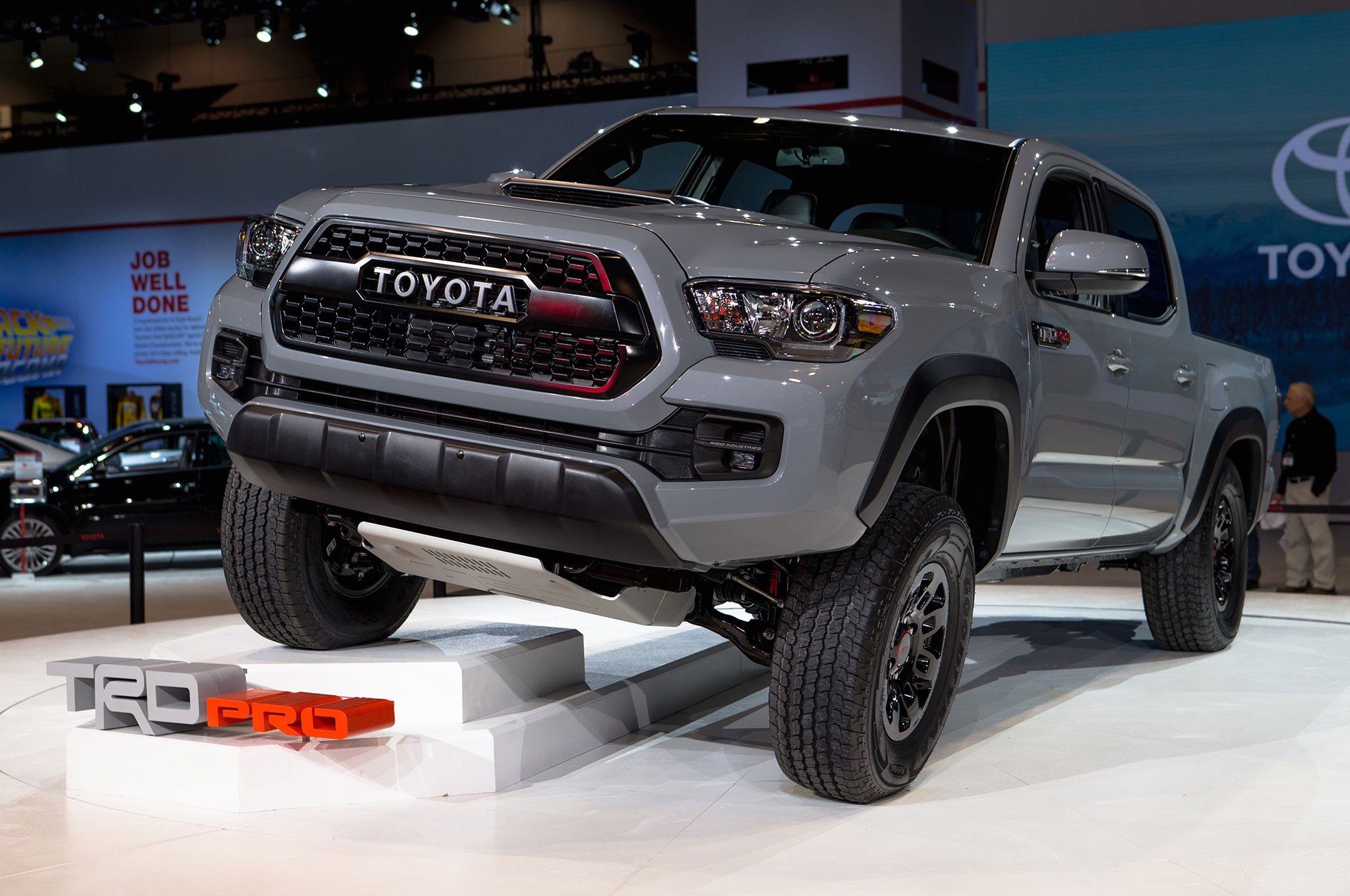 65 A 2020 Toyota Hilux Overview