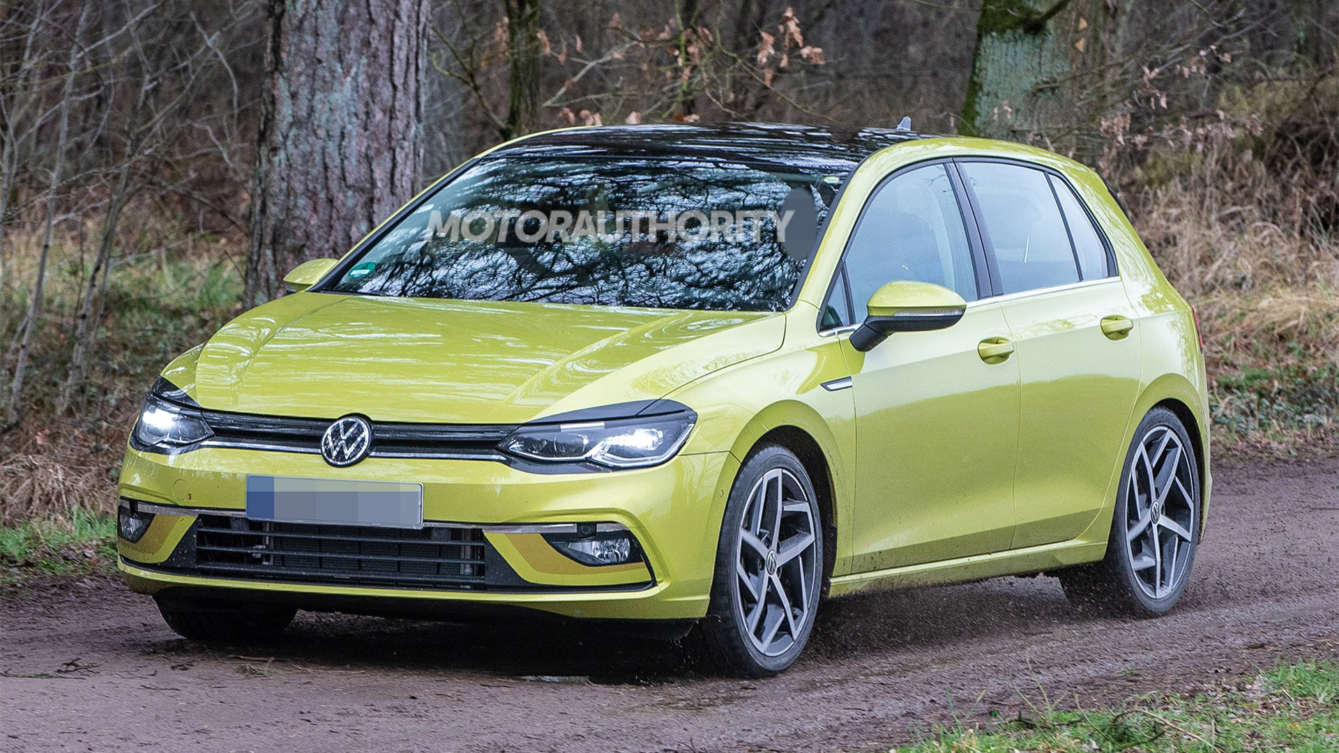 65 A 2020 Volkswagen Golf GTD Spesification