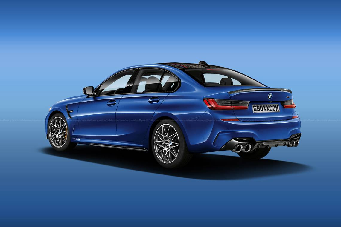 65 All New 2020 BMW M3 Redesign and Review