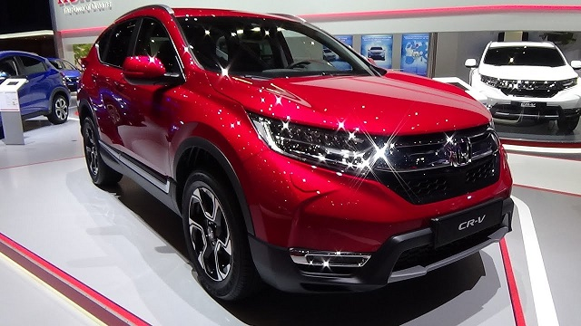 65 All New 2020 Honda CRV Exterior
