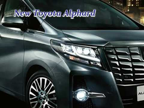 65 Best 2019 Toyota Alphard Specs and Review
