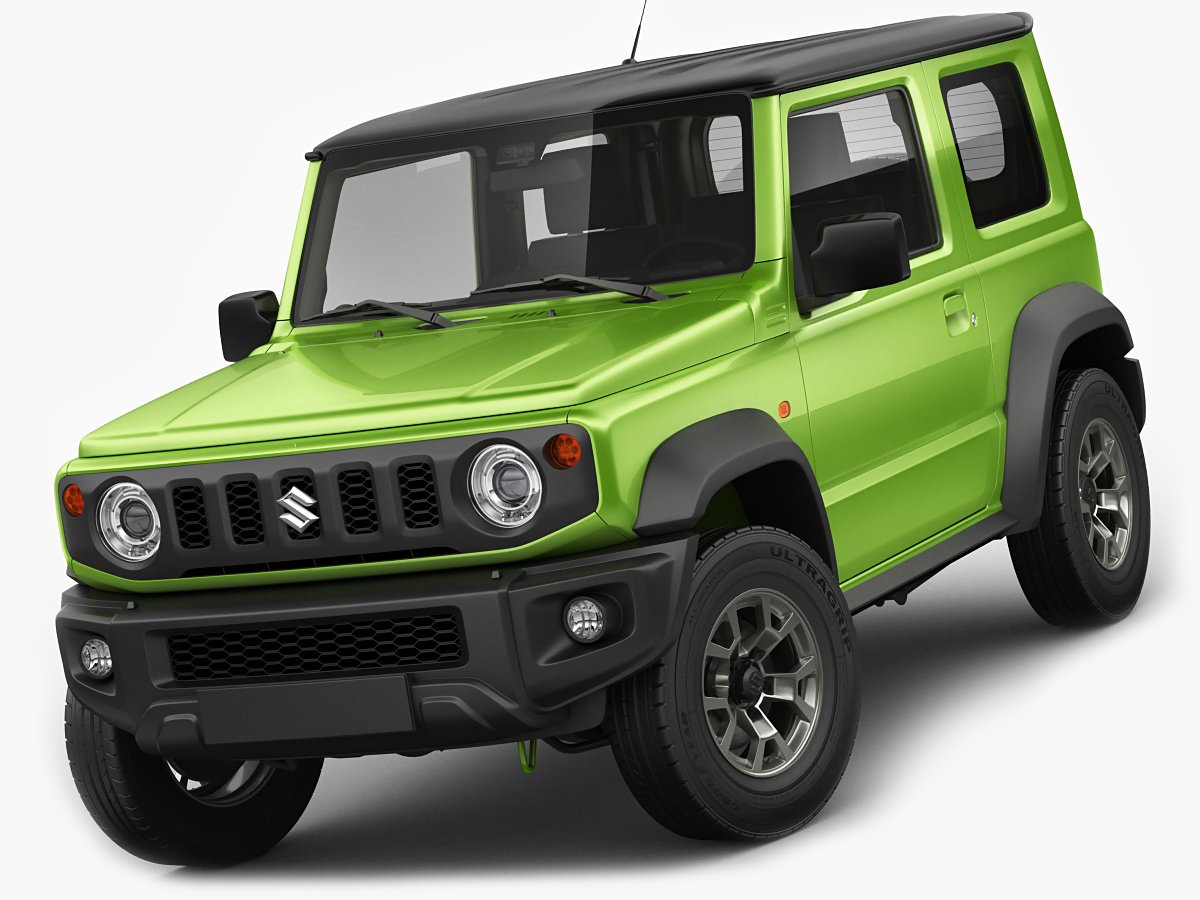 65 Best Suzuki Jimny Model Engine