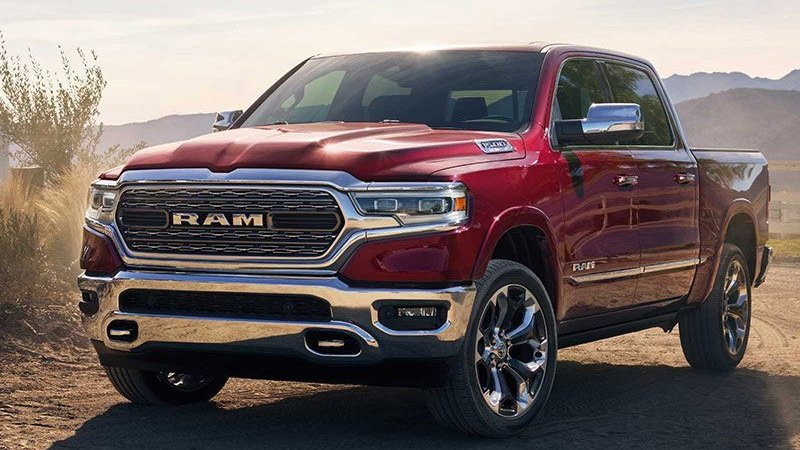 65 New 2019 Dodge Ram Truck Redesign and Concept