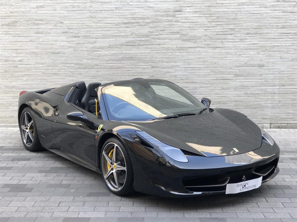 65 New 2020 Ferrari 458 Spider Redesign and Concept