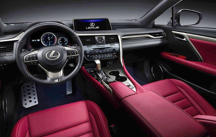 65 New 2020 Lexus GS F Pictures