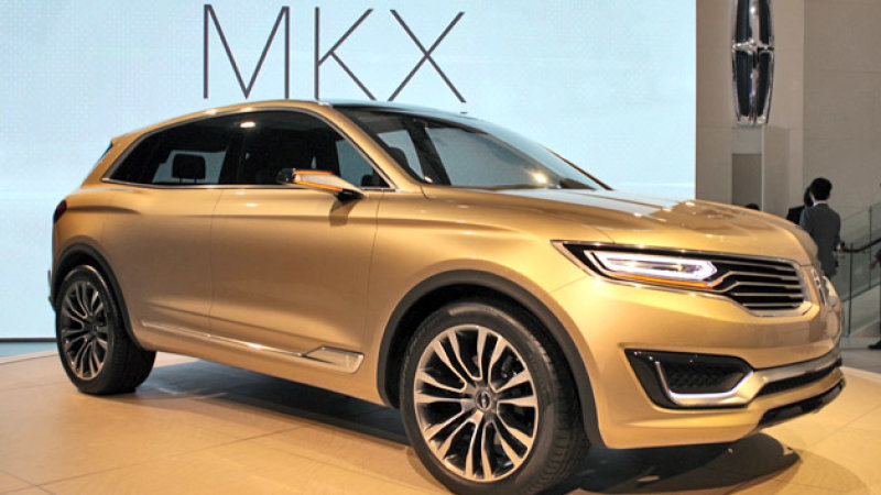 65 New 2020 Lincoln Mkx At Beijing Motor Show Interior