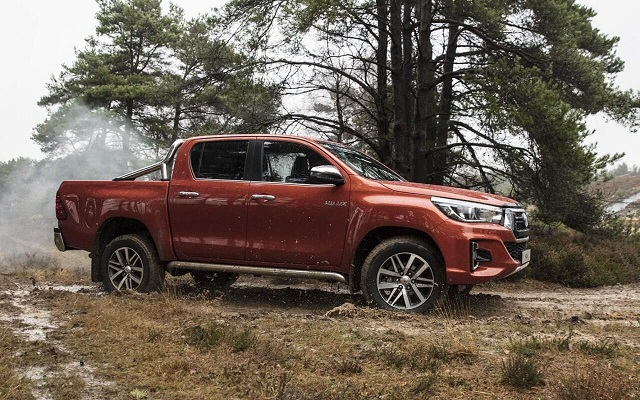 65 New 2020 Toyota Hilux New Review