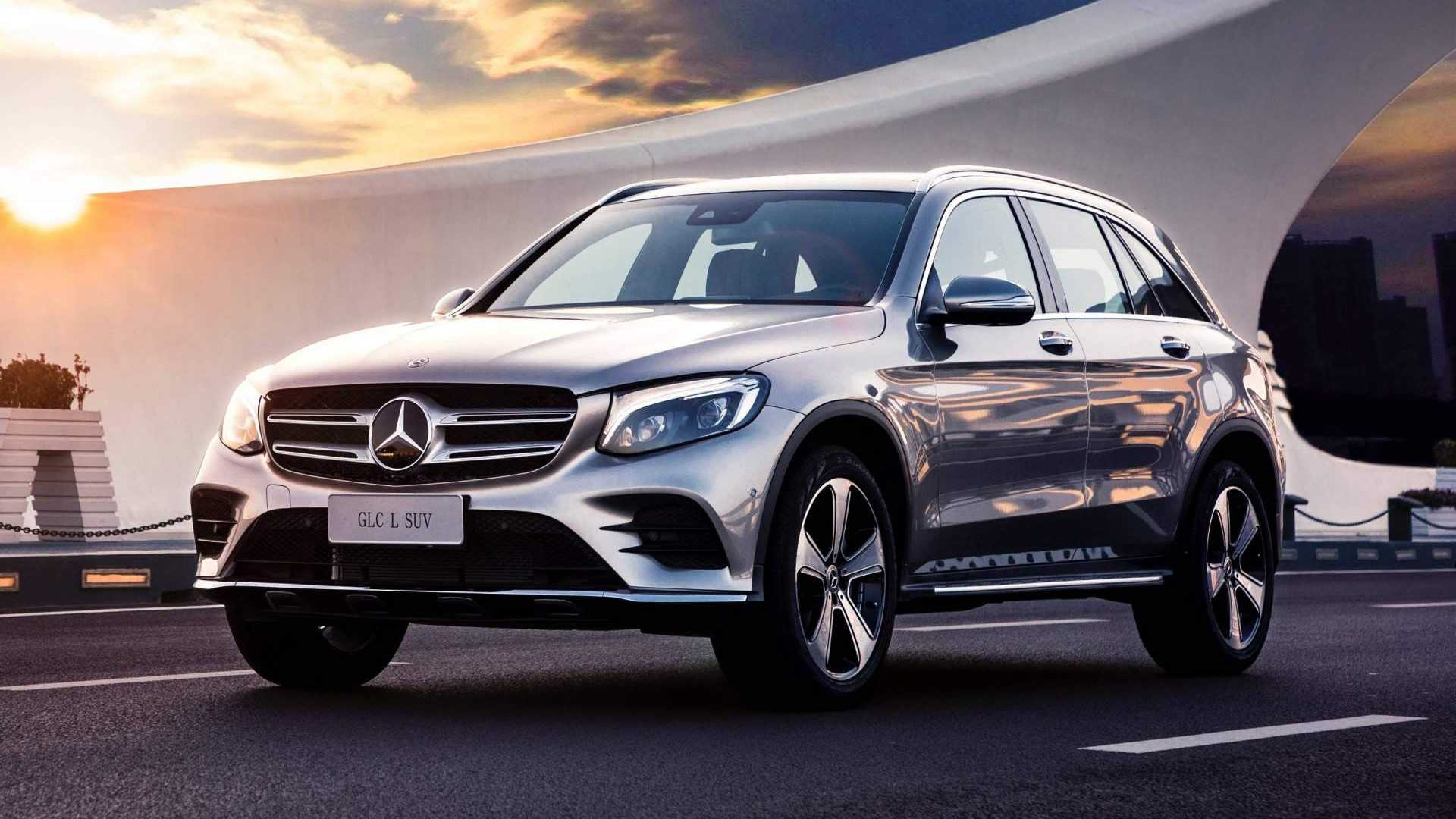 65 New Mercedes Glc Wallpaper