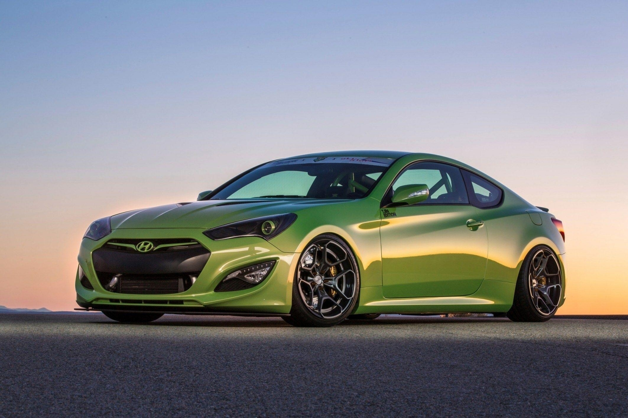65 The 2019 Hyundai Genesis Coupe First Drive